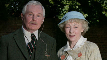 Agatha Christie Marple : Murder at the Vicarage ITV