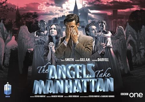 Angels take Manhattan