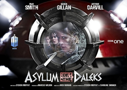 Asylum of the Daleks