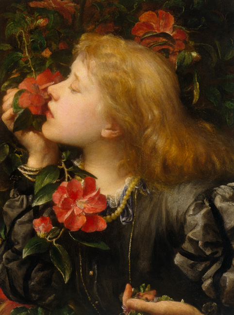 George Frederic Watts - Choosing (1864)