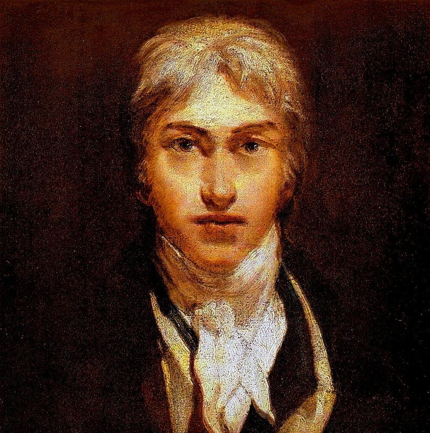 Joseph Mallord William Turner - Self Portrait (1798)