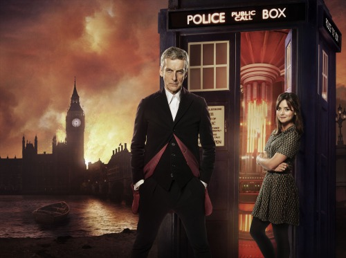 Doctor Who_Series 8