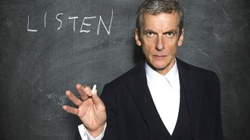 Dr Who_Listen