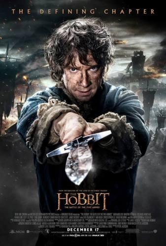 The Hobbit 3_Poster B