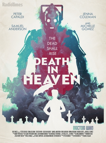 Doctor Who_Death In Heaven poster