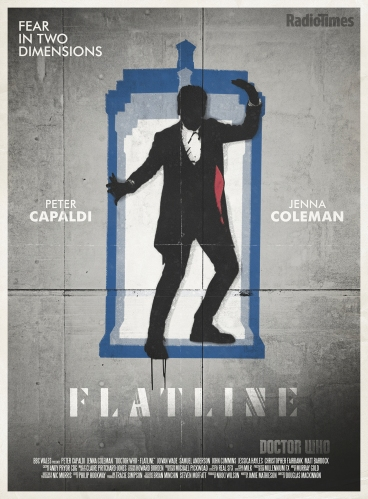 Doctor Who_Flatline Poster