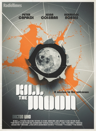 Doctor Who_Kill The Moon Poster