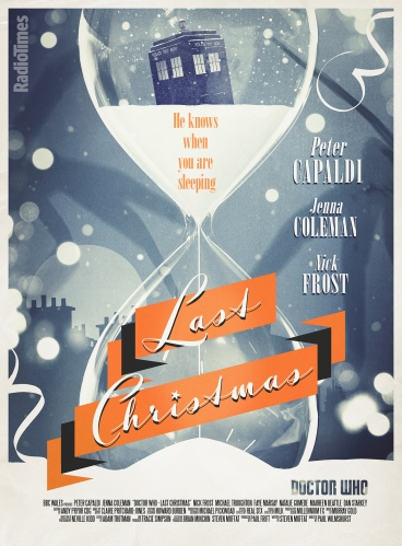 Doctor Who_Last Christmas Poster