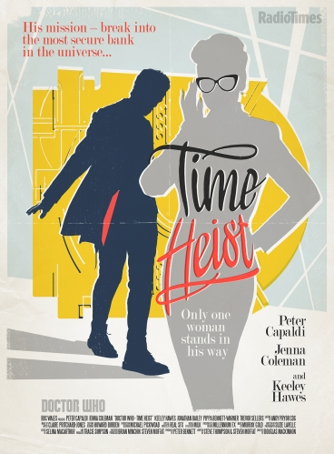 Doctor Who_Time Heist poster