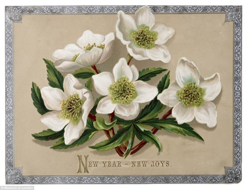 Happy New Year_Victorian Card